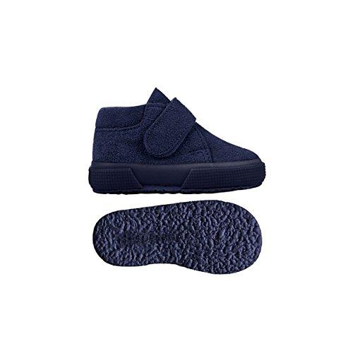 Superga 2174-Suvj, Sneaker a Collo Alto Unisex – Bambini GREEN OLIVE