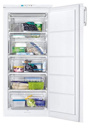 Imagen de Congelador Vertical Zanussi por menos de 450 euros.