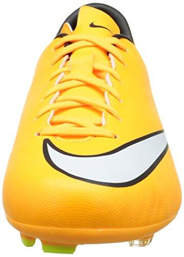 Nike Jungen Jr Mercurial Victory V Fg Fußballschuhe Mehrfarbig (Yellow/Black)