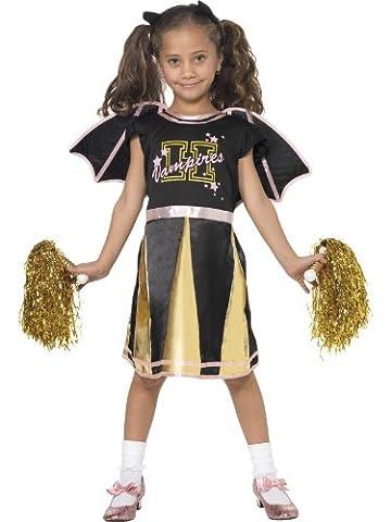 Costumes Black Cheerleader Halloween - Smiffy's - 355094 - Cheerleader Bat Costume