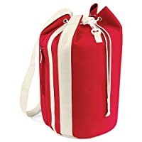 BagBase Pacific Sea Bag Classic Red/Sand One