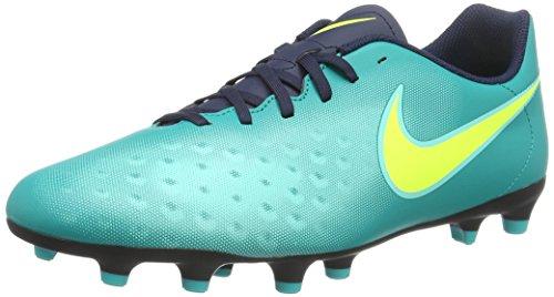 Nike  Magista Ola Ii Fg, Herren Fußballschuhe, grün - Verde (Rio Teal/Volt Obsidian/Clear Jade) - Größe: 44 EU