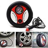 BLOOM HOUSE™ car air Pump for tubeless Tyres car air Pump Electrical tyre inflator car Digital car assesories car air Pump Foot car air Pump 12v car tyre inflators Exterior Accessories Pump
