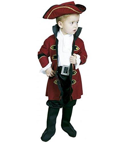 Imagen de disfraz de rey pirata 3 4 años para niño