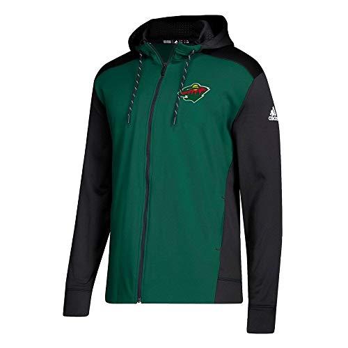 d NHL Full-Zip Hoodie Sweatshirt, S ()