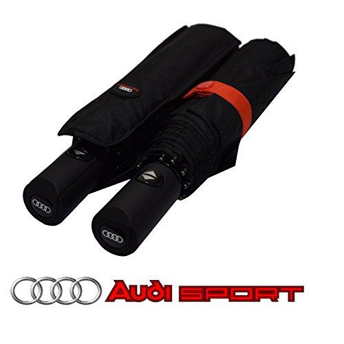 premium-quality-car-brand-umbrella-large-windproof-fiberglass-automatic-audi