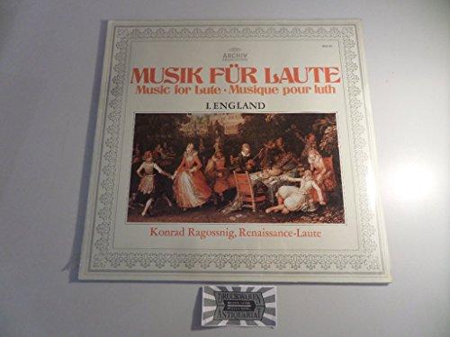 Musik Für Laute: I. England [Vinyl LP]