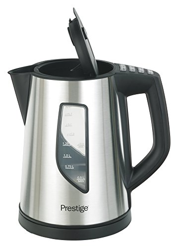Prestige 1.5L Brushed Stainless Steel Temperature Control Kettle