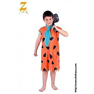 Fyasa 705972-T02 - Disfraz para niños de 7 a 9 años,, tamaño Mediano