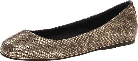 Dolce Vita Bex Femmes US 8.5 Doré Chaussure Plate