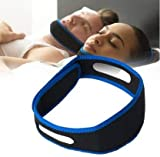 PAGALY E-TRADE Anti Snore Strap Care Sleep Stop Snoring Belt Jaw Supporter Apnea