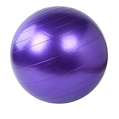 HARRYSTORE Durchmesser 55cm Gymnastikball Übung Fitness Glatt Pilates Yoga Ball