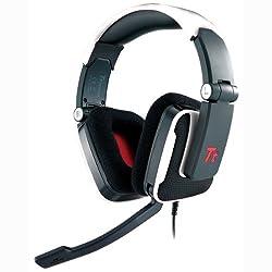 Tt eSPORTS Shock Gaming Headset HT-SHK002ECWH, white