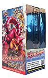 Pokemon Karte XY11 BREAK Booster Pack Box 30 Packs in 1 Kasten Dampfkessel Fever-Burst Fighter Koreanisch Ver TCG + 3pcs Premium Card Sleeve