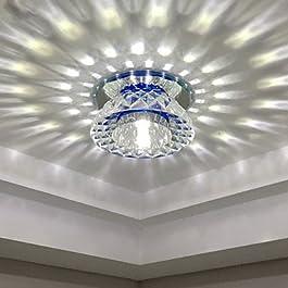 Luces de Techo Blanco Cálido Blanco Fresco 1 pieza , 110-120v