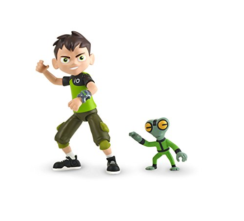 Ben 10 Actionfiguren – Ben 10 Test