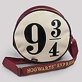 Offizielle Harry Potter Hogwarts Express 9 3/4 Runde Umhängetasche