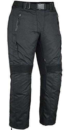 Pantalones de protección para motociclistas para mujer impermeables , W34 L32
