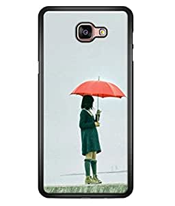 Snapdilla Designer Back Case Cover for Samsung Galaxy A9 (2016) :: Samsung Galaxy A9 Pro (2016) (Rain Beauty Coat Shoes Nature Wallpaper)