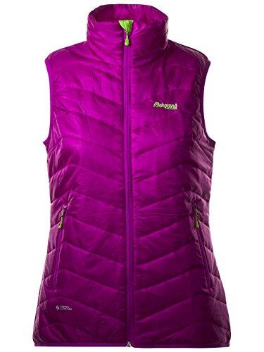 Damen Snowboard Weste Bergans Valdres Light Ins Vest
