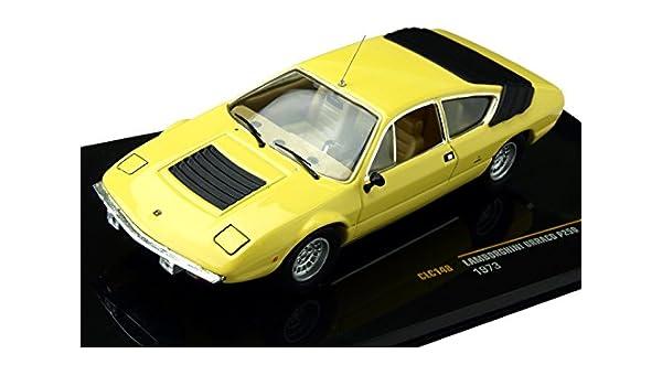 Lamborghini Urraco P250 1973 Diecast Model Car Amazon Co Uk Toys