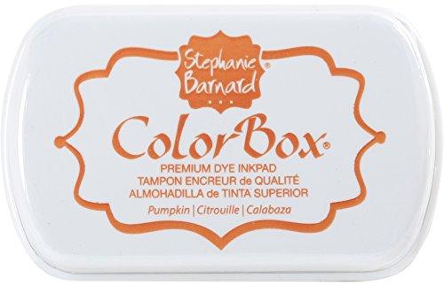 Clearsnap Holding Colorbox Premium Dye Tinte von Stephanie Barnard Full Size Stempelkissen, kürbis, Volle Größe -