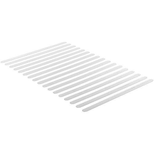 Anti-Rutsch Streifen für Treppen, transparent, selbstklebend -