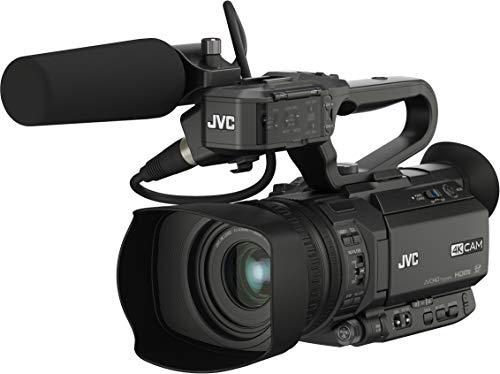 Imagen de Videocámaras 4K Jvc por menos de 1850 euros.