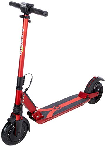 E-twow Deutschland Unisex Booster V Electric Scooter for Adult Rot one Size