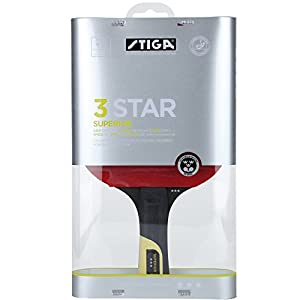 Stiga 3 Star Superior Table Tennis Bat Review 2018