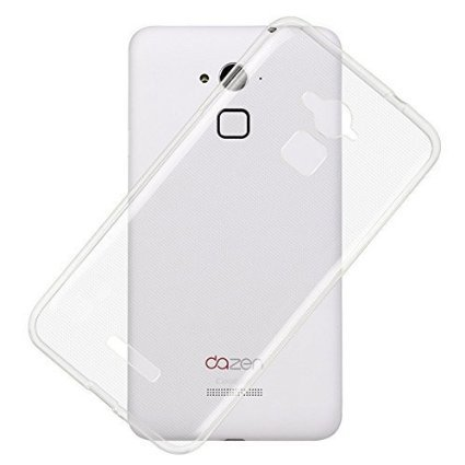 CEDO totuCoolpadNote3Lit Premium Transparent clear white Silicon Flexible Soft TPU Slim Back Case Cover For Coolpad Note 3 Lite 5 inch