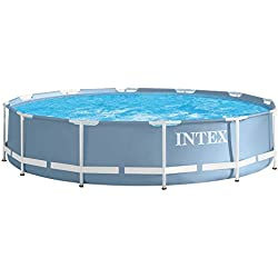 Intex - Piscina desmontable, 366 x 76 cm, 6.503 l (28710NP)