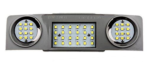 LED Innenraumbeleuchtung Lichtpaket Module Innenraum Lampe vorne
