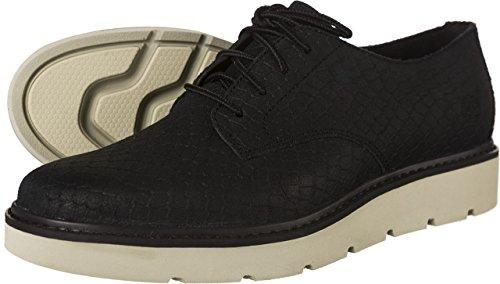 Timberland Kenniston Lace Ox JET BLACK WOMAN Size 38 5 EU 7 5 US 5 5 UK
