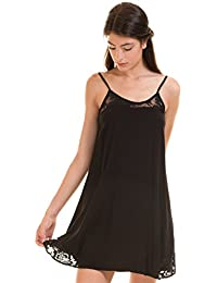 Only Onlpiper Strap Short Dress Wvn, Robe Femme
