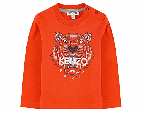 kenzo-omo-ki10597-76-long-sleeve-tiger-baby-t-shirt-orange
