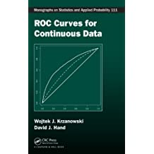 ROC Curves for Continuous Data (Chapman & Hall/CRC Monographs on Statistics & Applied Probability)