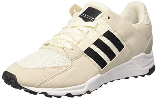 adidas Herren EQT Support RF Gymnastikschuhe, Elfenbein (Off White/Core Black/Clear Brown), 43 1/3 EU (Schuhe Originals Adidas)