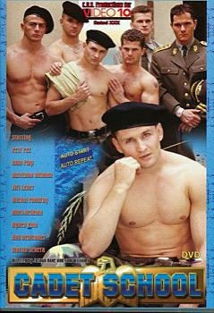 Cadet School (Adult Themes - Gay Interest) - Adult Gay Dvd