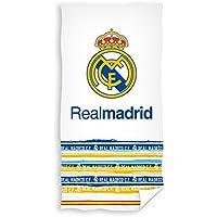Real Madrid Toalla de ducha (150 x 75 cm Toalla de playa toalla rm173010