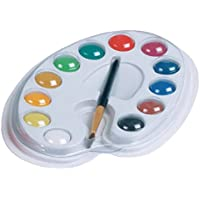 Camel Student Water Color Cakes - 12 Shades