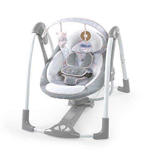 Ingenuity, tragbare Babyschaukel, Arabella