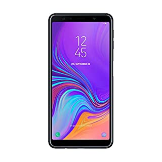 "Samsung Galaxy A7 - Smartphone de 6"" (Octa Core 2.2 GHz, RAM de 4 GB, Memoria de 64 GB, cámara de 24+5+8 MP, Android) Color Negro (B07HX8H39F) | Amazon price tracker / tracking, Amazon price history charts, Amazon price watches, Amazon price drop alerts"