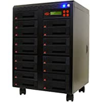"""Systor 1 to 16 SATA 2.5""""&3.5"""" Dual Port/Hot Swap Hard Disk Drive (HDD/SSD) Duplicator/Sanitizer"""