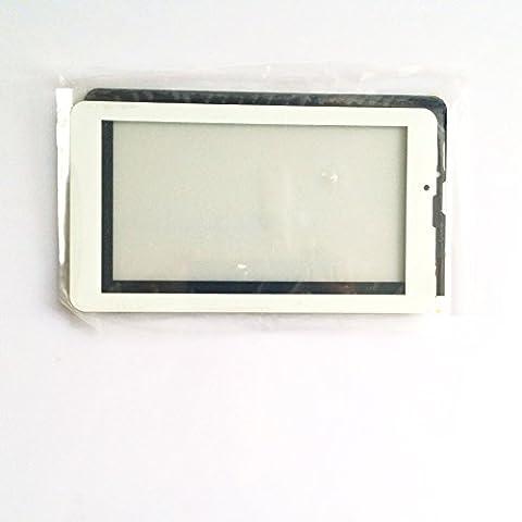 Noir couleur EUTOPING ® Nouveau 7 cm contact écran digitizer