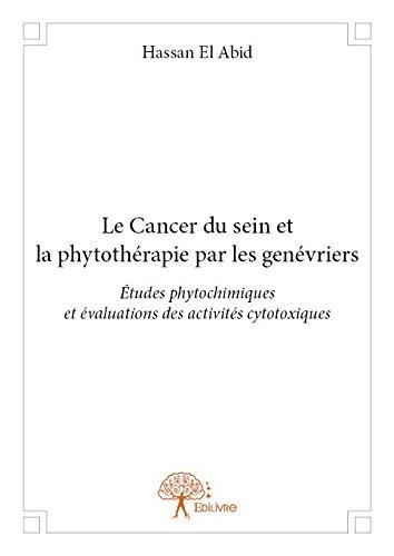 Le Cancer du Sein et la Phytotherapie par les Genevriers