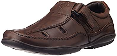 Buckaroo Men's Cameron Brown Sandals - 6 UK