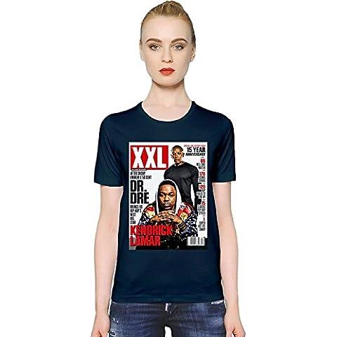Kendrick Lamar Dr. Dre XXL Magazine Cover Womens T-shirt