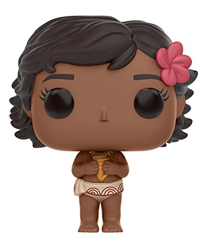 Pop! Disney Moana: Young Moana #215 Vinyl Figure