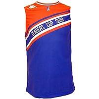 Ligue Nationale de Basket Kappa Leaders Cup 2018 Officiel Domicile Maillot de Basketball Mixte